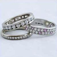 bespoke eternity rings