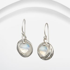 Moonstone Earrings E1206