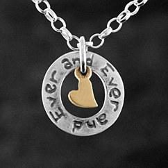 Nick Hubbard 'Ever & Ever' pendant