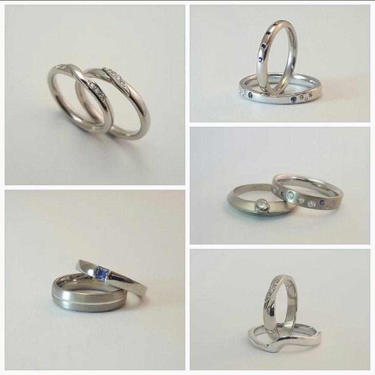 Bespoke rings
